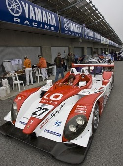 #27 Dider Theys, 2007 Porsche Spyder RS