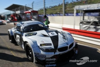 #6 Need for Speed Team Schubert BMW Z4 GT3: Edward Sandstrom/Abdul Aziz al Faisal