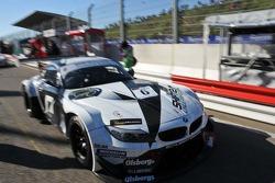 #6 Need for Speed Team Schubert BMW Z4 GT3: Edward Sandstrom/Abdul Aziz al Faisal