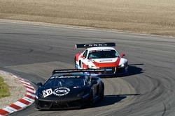 #39 Team Cine Cascade Lamborghini Gallardo LP600: Jean-Claude Laginez/Julien Briche