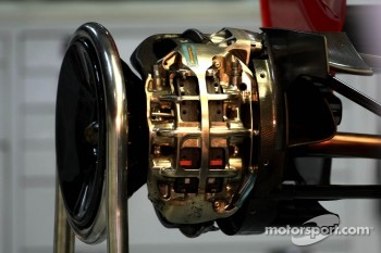 Lotus Renault GP Technical detail