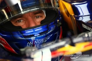 Fastest time for Mark Webber this morning in Brazil