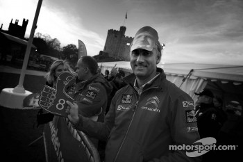 Citron Total World Rally Team celebrate Loeb's 8 WRC championships