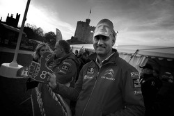 Citroën Total World Rally Team celebrate Loeb's 8 WRC championships