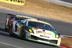 #86 JLOC Lamborghini RG-3: Takayuki Aoki