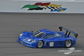 #90 Spirit of Daytona Corvette: Antonio Garcia, Oliver Gavin