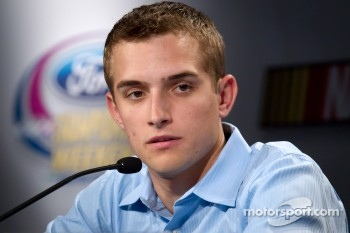 Championship contenders press conference: NASCAR Camping World Series contender James Buescher