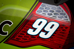 Car detail Carl Edwards, Roush Fenway Racing Ford