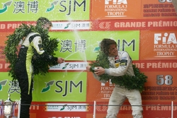 Marco Wittmann and Roberto Merhi