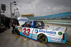 Truck of Ron Hornaday, Kevin Harvick Inc Chevrolet