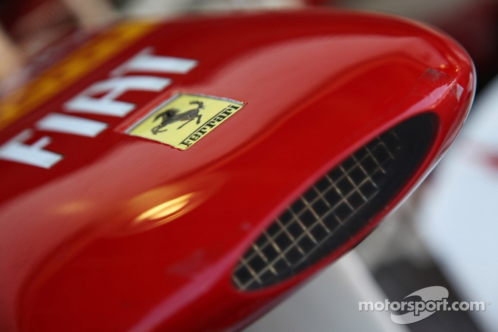Ferrari nose cone