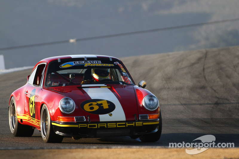 Fritz Seidel 1967 Porsche 911S - 1967 Class winner at Daytona and Sebring