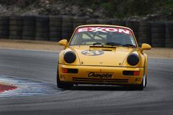 Alex Welch 1993 Porsche RSR