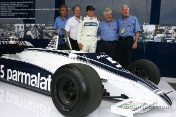 Nelson Piquet, Charlie Whiting