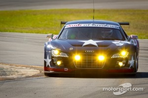 Audi of America Audi R8 LMS Grand-Am
