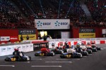 Race start atmosphere