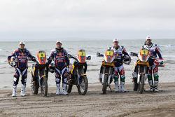 KTM Dakar Presentation