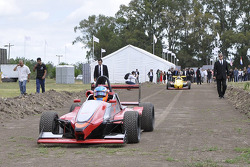 Velociudad Speedcity Circuit groundbreaking