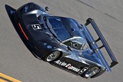 #5 Action Express Racing Chevrolet Corvette: David Donohue, Darren Law