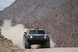 #300 Hummer: Nasser Al-Attiyah and Lucas Cruz