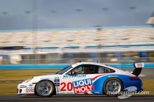 #20 Liqui Moly Team Englster/Mitchum Motorsports Porsche Porsche GT3: Franz Engstler, David Murry, Joseph Safina, Gunter Schaldach
