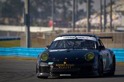 #67 TRG Porsche GT3: Steven Bertheau, Marc Goossens, Wolf Henzler, Spencer Pumpelly