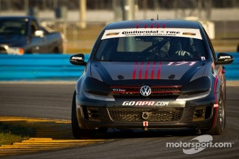 #171 APR Motorsport Volkswagen Jetta: Hector Guerrero, Josh Hurley, Christian La Riva, Daniel La Riva, Juan Pablo Sierra