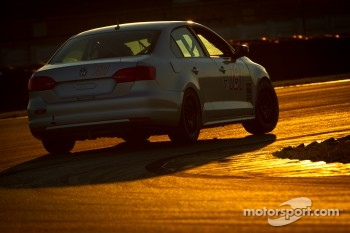 #181 APR Motorsport Volkswagen Jetta: Hector Guerrero, Josh Hurley, Christian La Riva, Daniel La Riva, Juan Pablo Sierra
