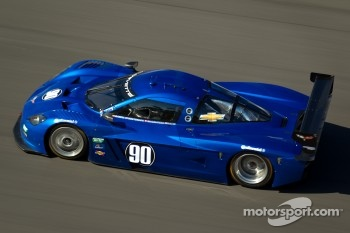 #90 Spirit of Daytona Chevrolet Corvette DP: Antonio Garcia, Oliver Gavin, Richard Westbrook, Jan Magnussen