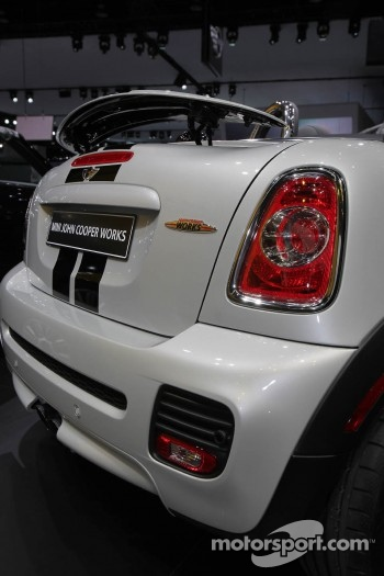 Mini Roadster John Cooper Works