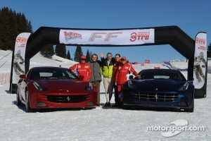 Ferrari is ready for 2012