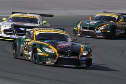 #5 Saudi Falcons BMW Z4 GT3: Khaled Al Faisal, Faisal Binladen, Bandar Alesayi, Marko Hartung, Fahad Algosaibi