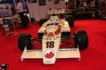 Classic F1 car