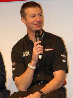 Matt Neal, Honda Racing on the Autosport Stage