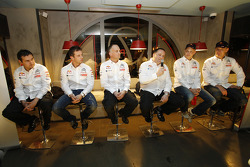 The Citroën Total World Rally Team press conference