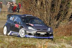 Ott Tanak and Kuldar Sikk, Ford Fiesta RS WRC