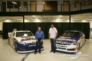 Mark Martin and Michael Waltrip, Michael Waltrip Racing Toyota