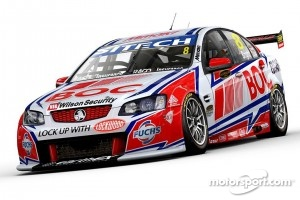 The 2012 Team BOC livery