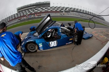 #90 Spirit of Daytona Corvette DP: Antonio Garcia, Oliver Gavin, Jan Magnussen, Richard Westbrook