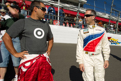 Daytona 24 Heritage cars photoshoot: Juan Pablo Montoya and Joao Barbosa