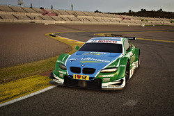 BMW unveils its livery for 2012