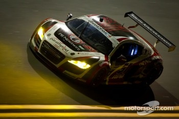 #51 APR Motorsport Audi R8 Grand-Am: Ian Baas, Nelson Canache, Jim Norman, Emanuele Pirro, Dion von Moltke