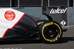 Sauber C31 Ferrari Launch