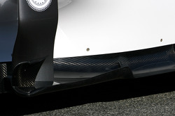 Technical detail, body work - Sauber C31 Ferrari Launch