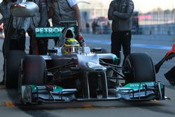 Nico Rosberg, Mercedes AMG Petronas