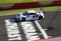 #2 Team Phoenix Racing Audi R8 LMS: Mark Eddy, Craig Lowndes, Warren Luff