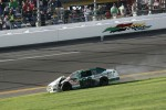 Trevor Bayne, Roush Fenway Ford  crashes
