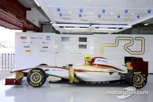 The 2012 HRT F112