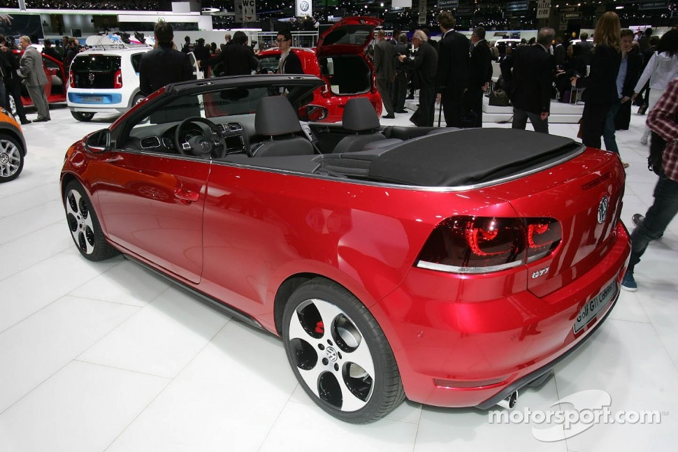 Volkswagen Golf Gt Cabrio