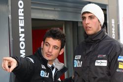 Sergio Hernandez, and Pepe Oriola, SEAT Leon WTCC, Tuenti Racing Team